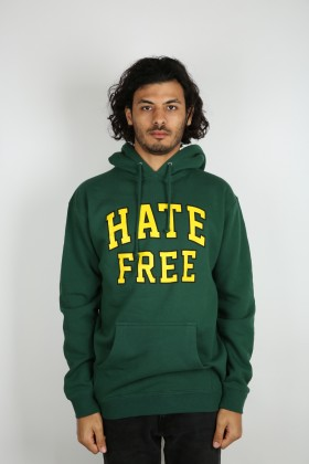 PLEASURES HATE FREE HOODY