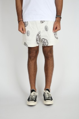 PLEASURES ROADSIDE TWILL SHORT