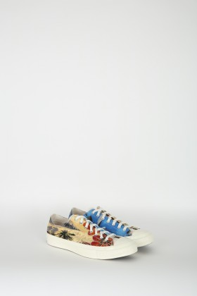 11US (45EU) CONVERSE CHUCK 70 OX BEYOND RETRO HAWAIIN SHIRT