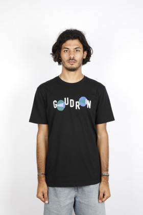 LUDOVILK MYERS X GOUDRON (EYES TEE)