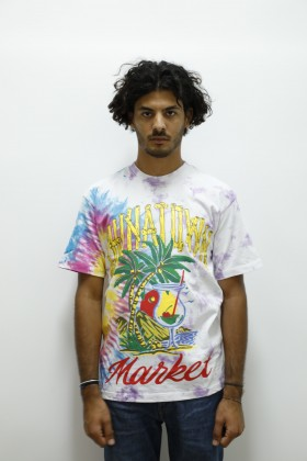 CHINATOWN MARKET BY THE WATER T-SHIRT