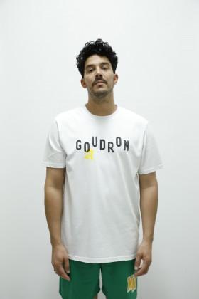 GOUDRON X MAISON MERE CLASSIC LOGO TEE