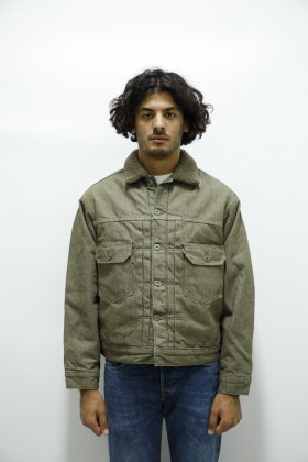 LEVI'S® MADE & CRAFTED OVERSIZED TYPE II TRUCKER JACKET